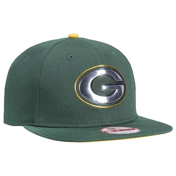 Boné Aba Reta New Era Green Bay Packers - Snapback - Adulto