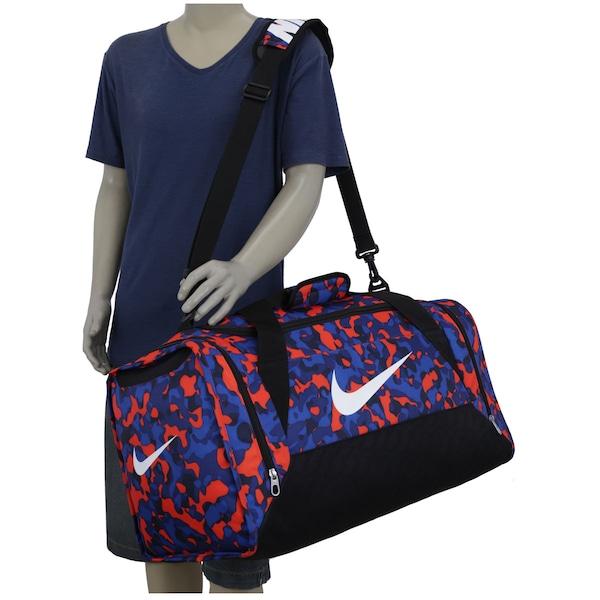 Mala Nike Brasilia 6 Duffel Graphic