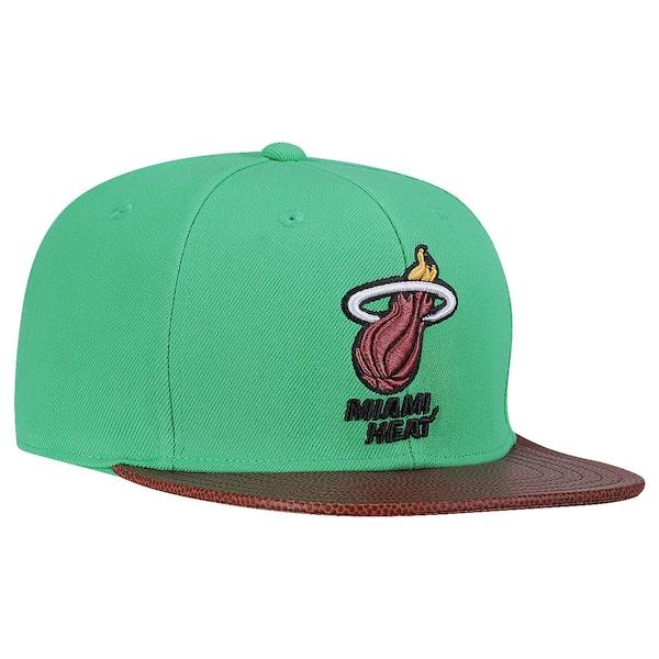 Boné Aba Reta adidas NBA Miami Heat - Strapback - Adulto