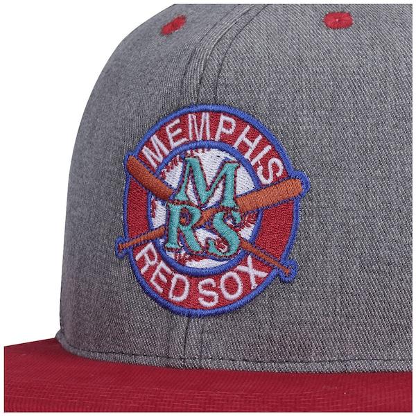 Boné Aba Reta Negro Leagues Memphis Red Sox - Snapback - Adulto