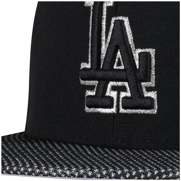 Boné Aba Reta New Era Brooklin Dodgers - Fechado - Adulto