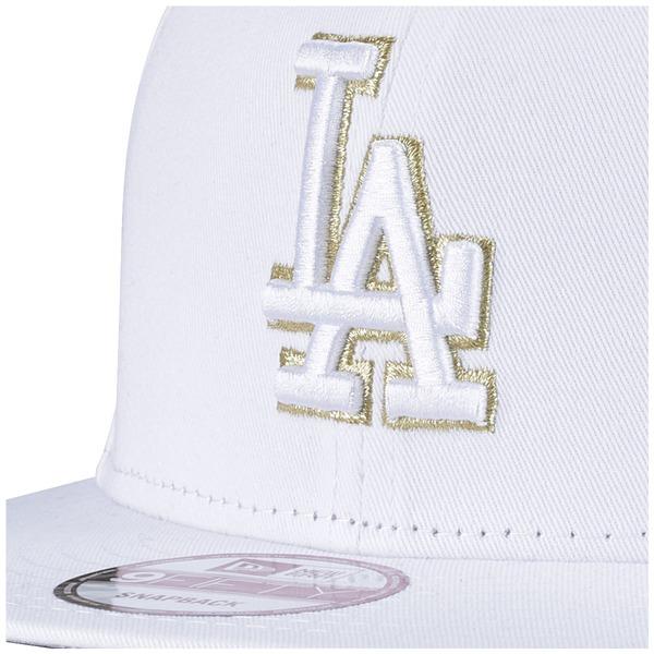Boné Aba Reta New Era Los Angeles Dodgers - Snapback - Adulto