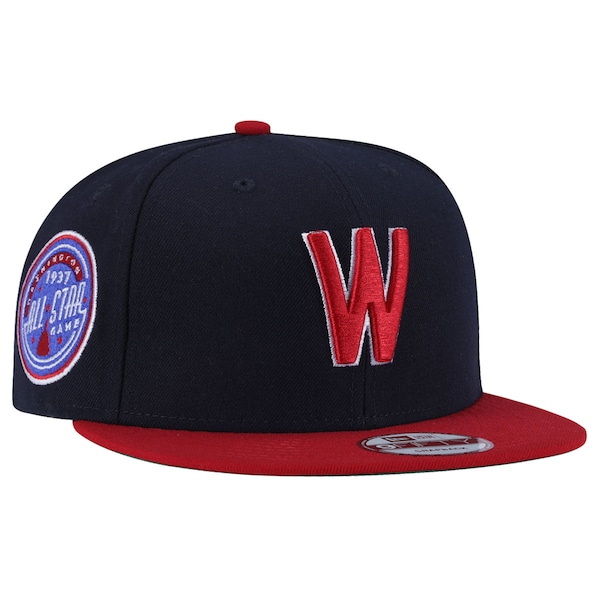 Boné Aba Reta New Era Washington Nationals - Snapback - Adulto