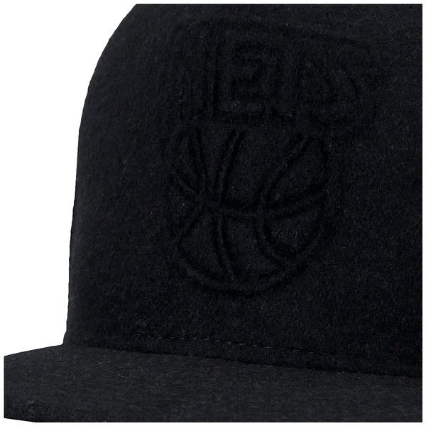 Boné Aba Reta New Era New Jersey Nets - Fechado- Adulto