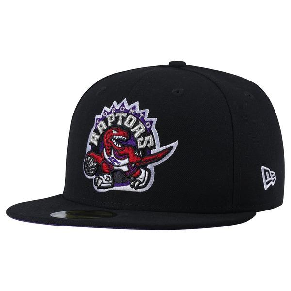 Boné Aba Reta New Era Toronto Raptors - Fechado - Adulto