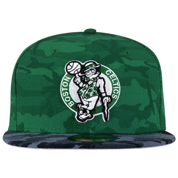 Boné Aba Reta New Era Boston Celtics - Fechado - Adulto