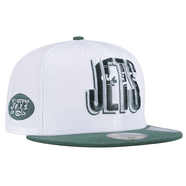 Boné Aba Reta New Era New York Jets - Fechado - Adulto