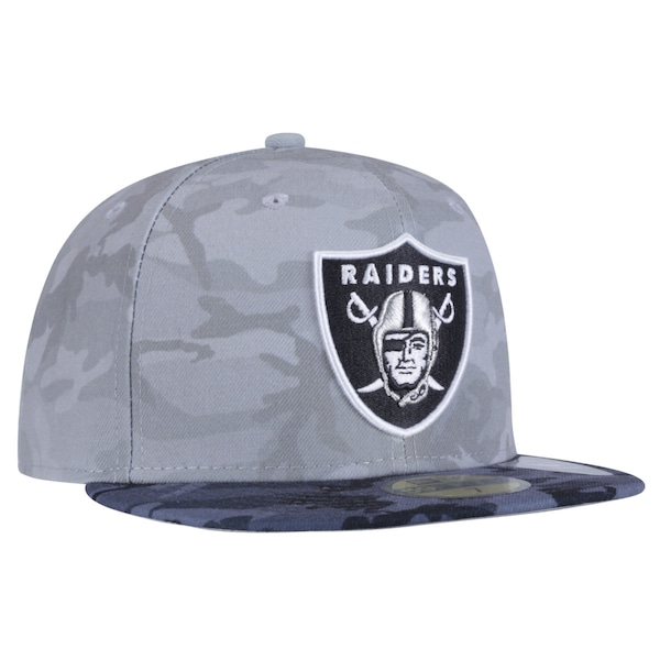 Boné Aba Reta New Era Oakland Raiders - Fechado - Adulto