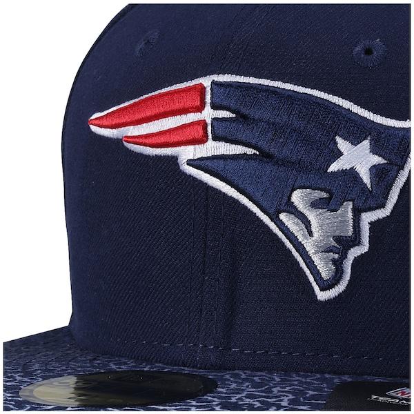 Boné Aba Reta New Era New England Patriots - Fechado - Adulto