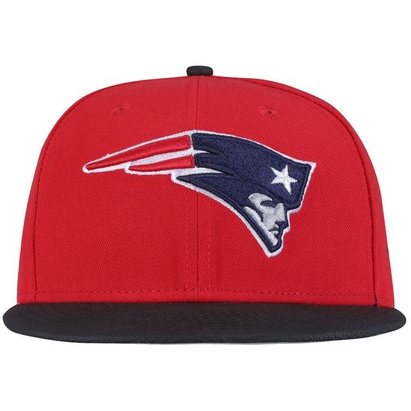 Boné Aba Reta New Era New England Patriots - Snapback - Adulto
