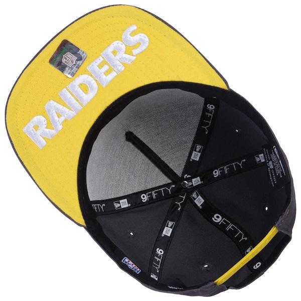 Boné Aba Reta New Era Oakland Raiders - Snapback - Adulto