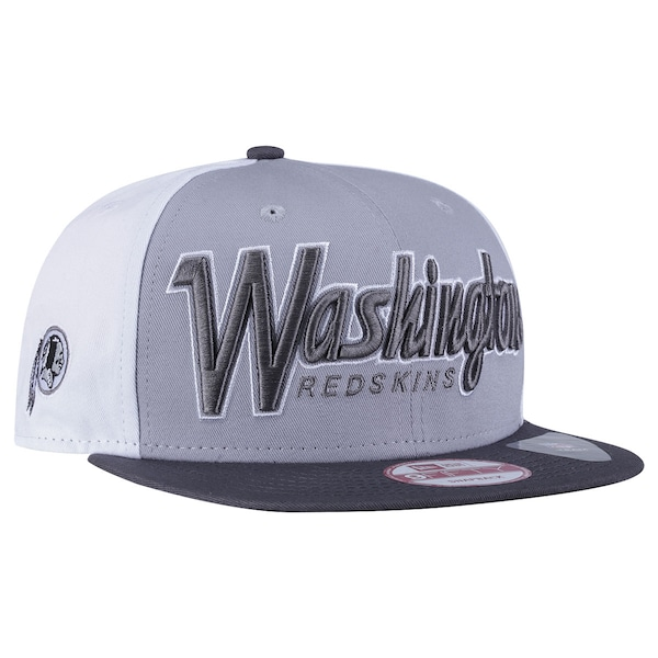 9898e4bcb9 ... Boné Aba Reta New Era Washington Redskins - Snapback - Adulto ...