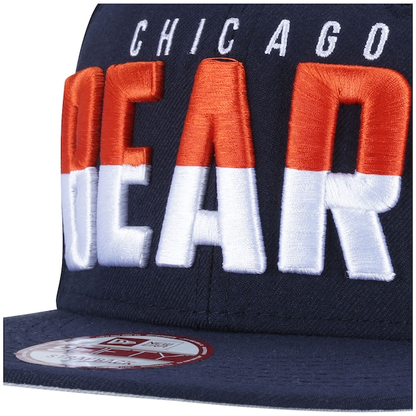 Boné Aba Reta New Era Chicago Bears 950 - Strapback - Adulto