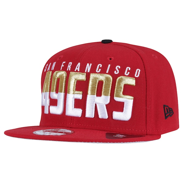Boné Aba Reta New Era San Francisco 49Ers - Strapback - Adulto