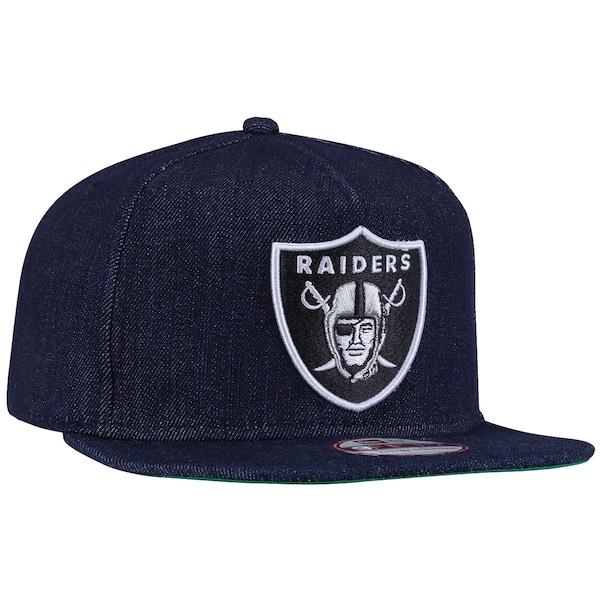 Boné Aba Reta New Era Oakland Raiders - Strapback - Adulto