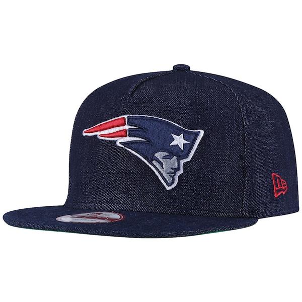 Boné Aba Reta New Era New England Patriots - Strapback - Adulto