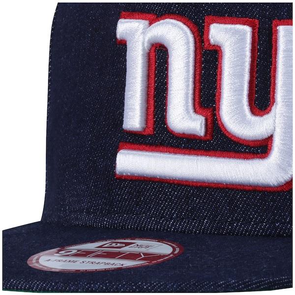 Boné Aba Reta New Era New York Giants - Strapback - Adulto