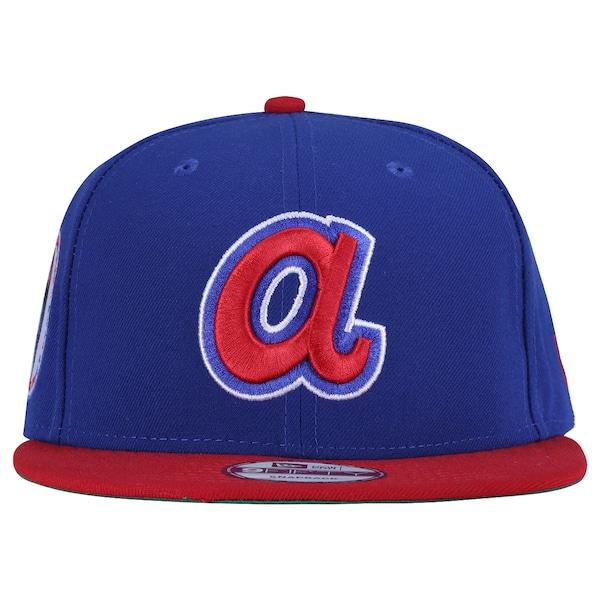 Boné Aba Reta New Era Atlanta Braves - Snapback - Adulto