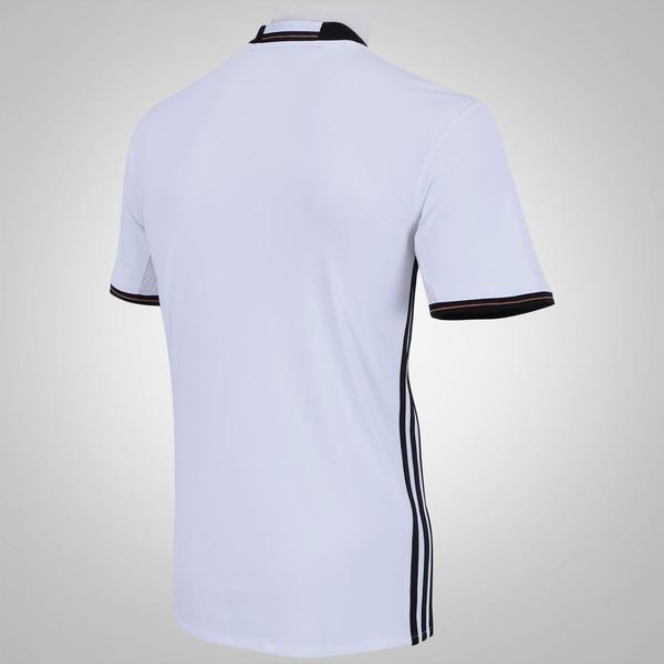 Camisa Alemanha I 2016 adidas - Masculina 4dfa06617ec9f
