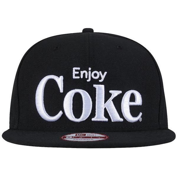 Boné Aba Reta New Era Coca-Cola Enjoy 950- Strapback- Adulto