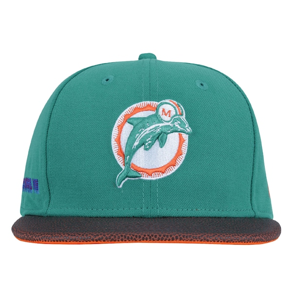 Boné Aba Reta New Era Miami Dolphins NFL - Snapback - Adulto