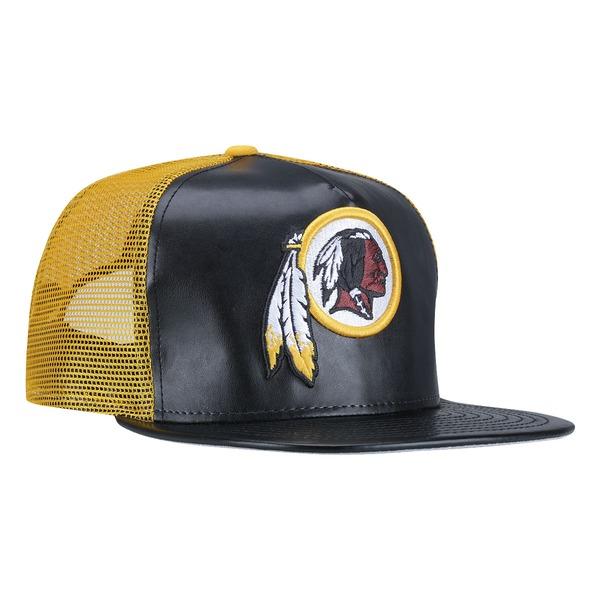 Boné Aba Reta New Era Washington Redskins - Strapback - Trucker - Adulto