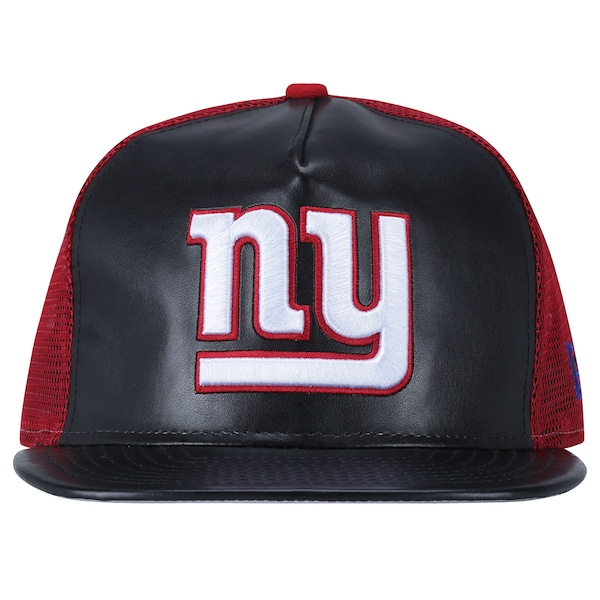 Boné Aba Reta New Era New York Giants - Strapback - Trucker - Adulto
