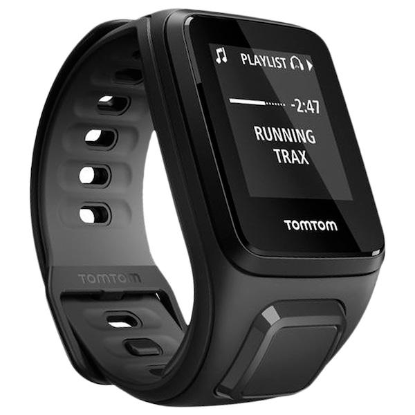 Relógio Monitor Cardíaco TomTom Runner 2 Cardio+Music