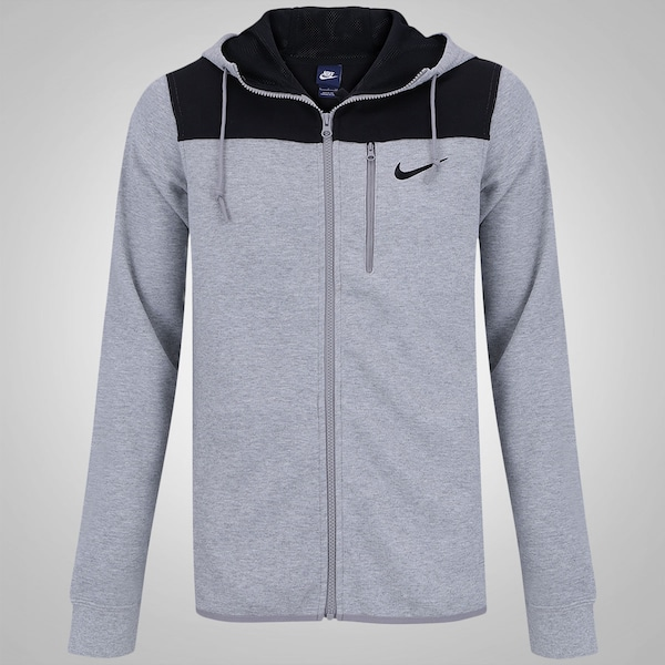 e932e71432 Jaqueta com Capuz Nike Advance 15 Fleece Full Zip - Masculina ...