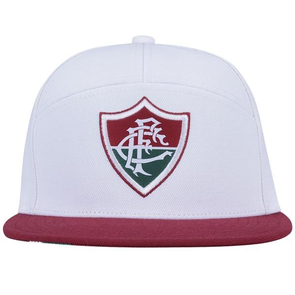 Boné Aba Reta adidas Hino Fluminense 2016 - Snapback - Adulto