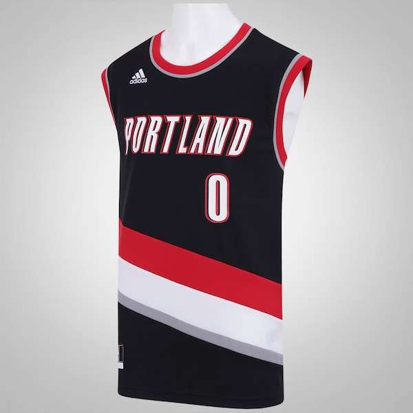 94c966f20 ... Camisa Regata adidas NBA Portland Trail Blazers - Masculina ...