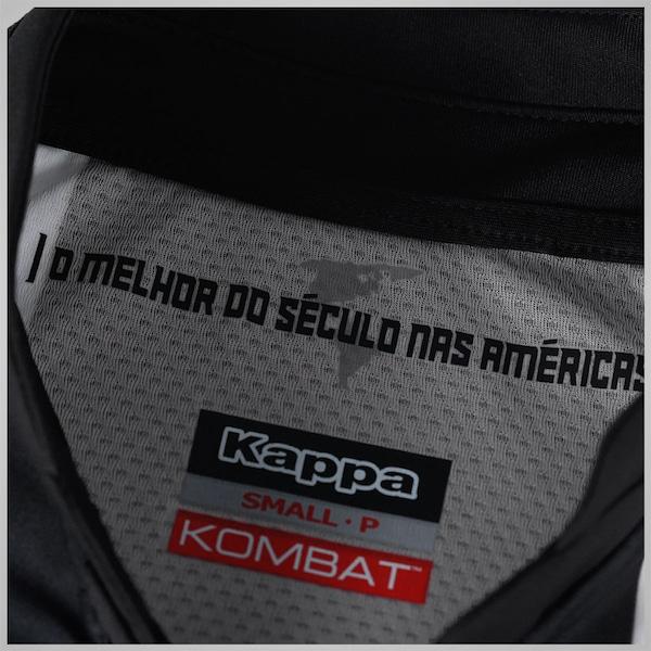 410c718ab0 Camisa do Santos II 2016 Kappa - Jogador