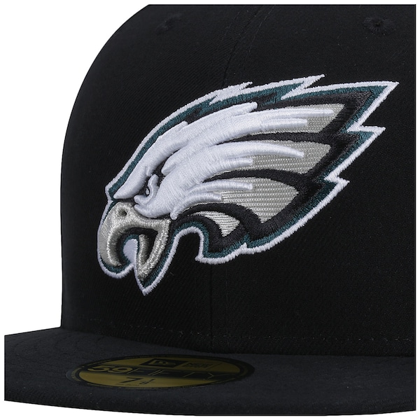 Boné Aba Reta New Era Philadelphia Eagles - Fechado - Adulto