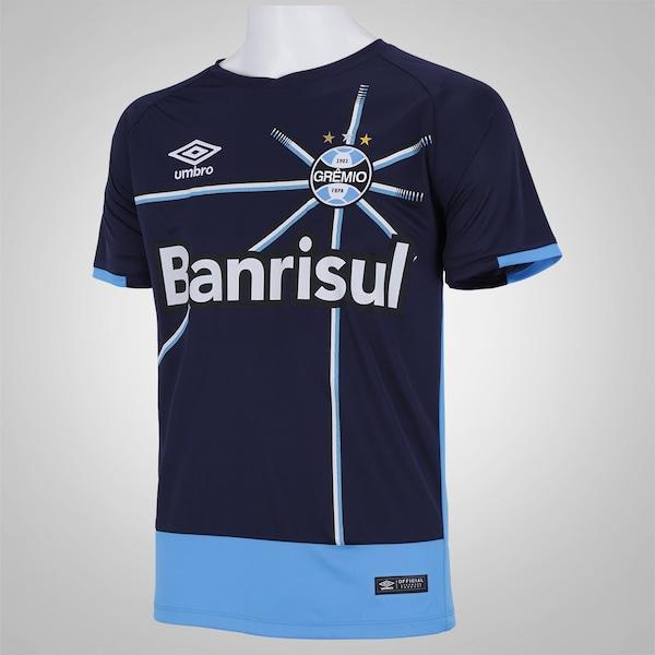65939da4cf326 Camisa de Goleiro do Grêmio 2016 Umbro - Masculina