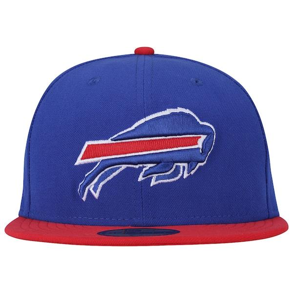 Boné Aba Reta New Era Buffalo Bills NFL Evergreen - Fechado - Adulto