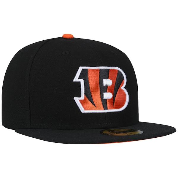 Boné Aba Reta New Era Cincinnati Bengals NFL - Fechado - Adulto