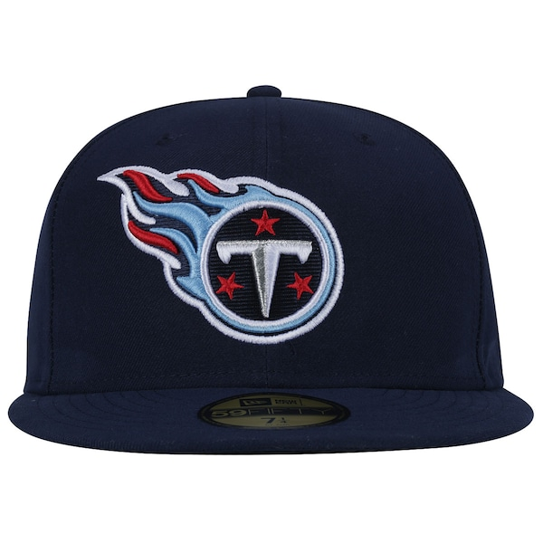 Boné Aba Reta New Era Tennessee Titans NFL Evergreen - Fechado - Adulto