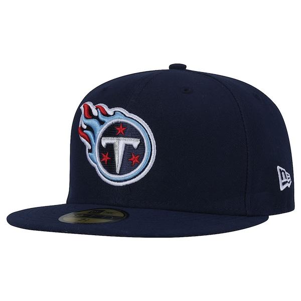 9f8f513ed9232 ... Boné Aba Reta New Era Tennessee Titans NFL Evergreen - Fechado - Adulto  ...