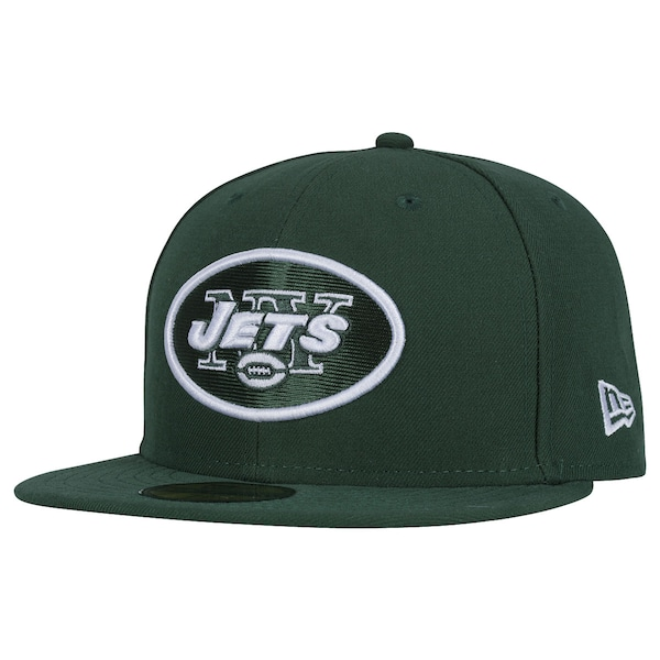 Boné Aba Reta New Era New York Jets NFL Evergreen - Fechado - Adulto