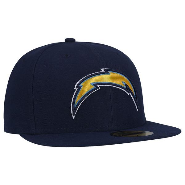 Boné Aba Reta New Era San Diego Charges NFL - Fechado - Adulto