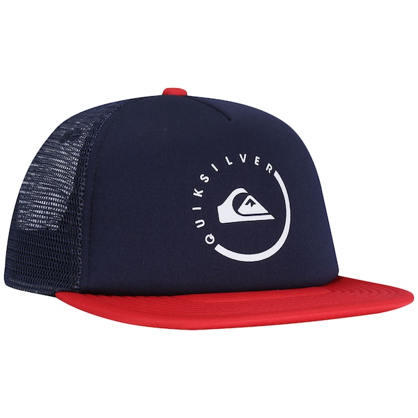 Boné Aba Reta Quiksilver Everyday Eclips - Snapback - Adulto