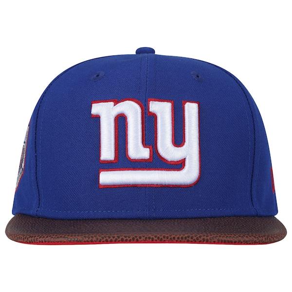 Boné Aba Reta New Era New York Giants NFL - Snapback - Adulto