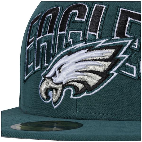Boné Aba Reta New Era Philadelphia Eagles NFL - Fechado - Adulto