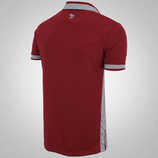 9102aea127 Camisa Polo do Fluminense Viagem Dryworld - Masculina
