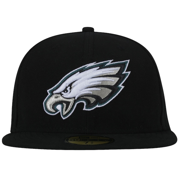 Boné Aba Reta New Era Philadelphia Eagles NFL Evergreen - Fechado - Adulto