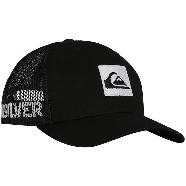 Boné Quiksilver The Classics Hard Hitter - Snapback - Trucker - Adulto