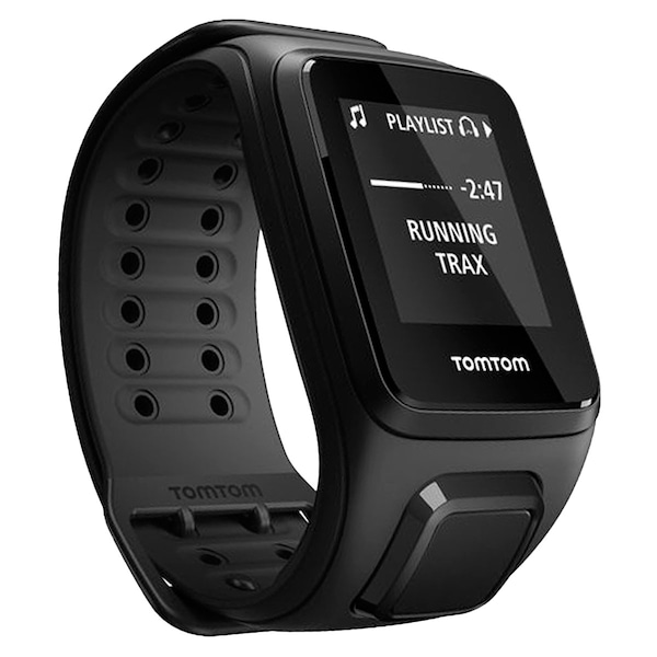 Relógio Monitor Cardíaco TomTom Spark com Fone de Ouvido - Adulto