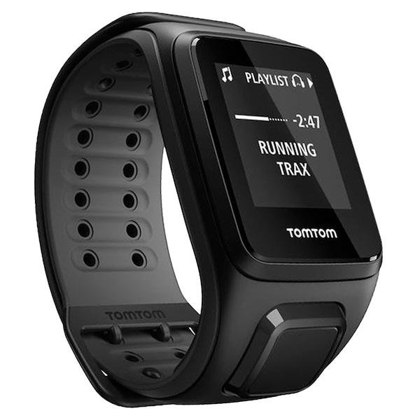 Relógio Monitor Cardíaco TomTom Runner 2 Music - Adulto