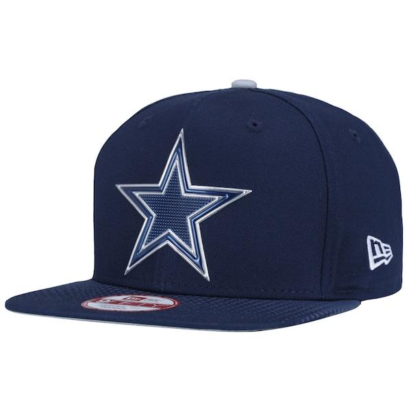 Boné Aba Reta New Era Dallas Cowboys NFL - Snapback - Adulto
