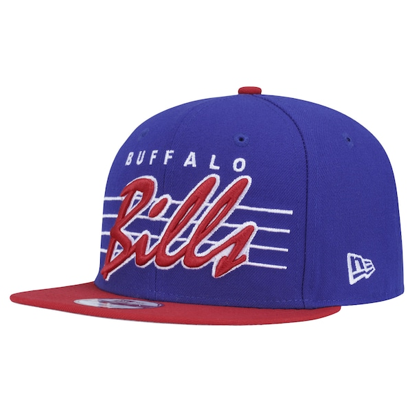 Boné Aba Reta New Era Buffalo Bills NFL - Snapback - Adulto